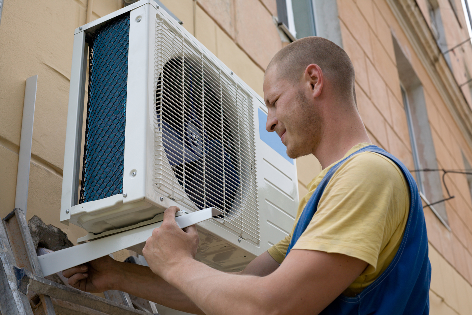 Air Conditioner & HVAC Repair WordPress Theme
