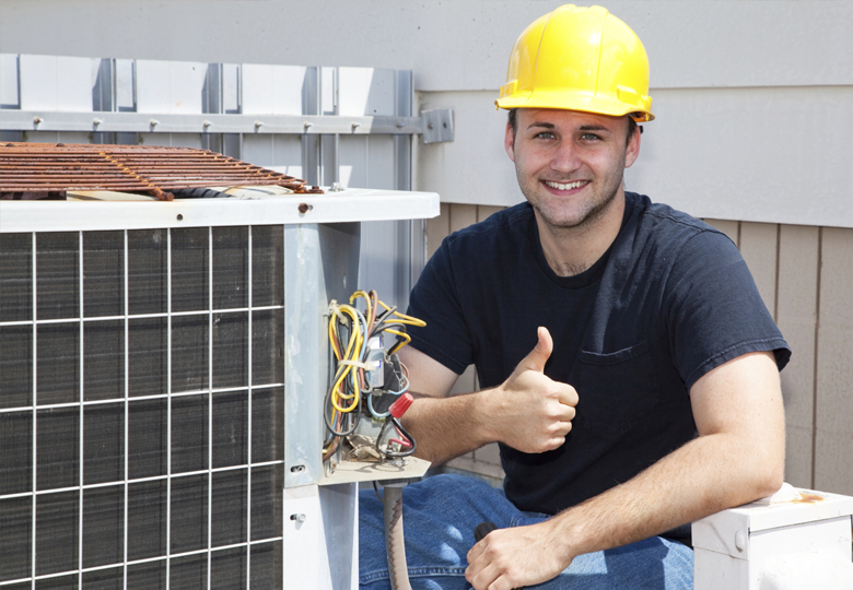 excellent customer service air conditioner repair ac replacement new air conditioning unit installation richmond kentucky Richmond KY Heating & Cooling